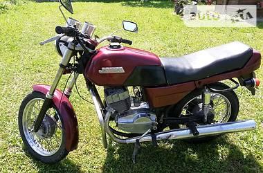 Jawa (ЯВА) 350 1986 в Болехове