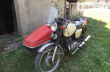 Jawa (ЯВА) 350 1990 в Каменец-Подольском