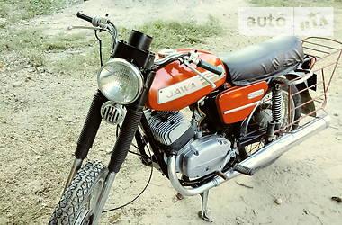 Jawa (ЯВА) 350 1986 в Литине
