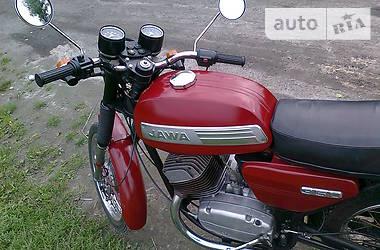 Jawa (ЯВА) 350 1984 в Пирятине