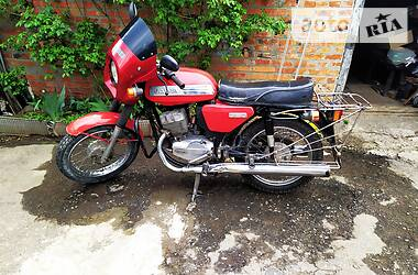 Jawa (ЯВА) 350 1986 в Купянске