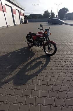 Мотоцикл Классік Jawa (ЯВА) 350 1984 в Нововолинську