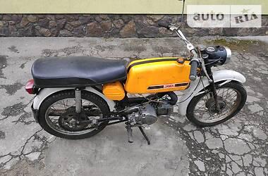 Jawa (ЯВА) 50 1977 в Львове
