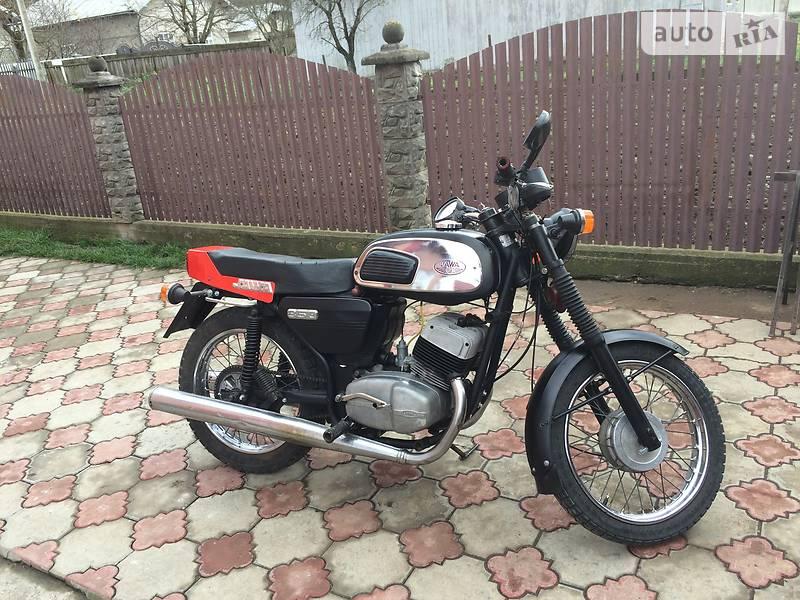 Jawa (ЯВА) 634 1980 в Ивано-Франковске