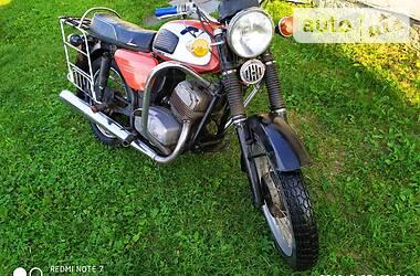 Jawa (ЯВА) 634 1980 в Старой Выжевке