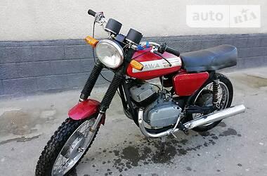 Jawa (ЯВА) 634 1986 в Борщеве