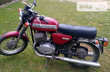 Jawa (ЯВА) 634 1983 в Самборі