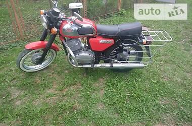 Мотоцикл Классік Jawa (ЯВА) 634 1980 в Івано-Франківську