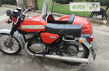 Мотоцикл с коляской Jawa (ЯВА) 634 1983 в Львове