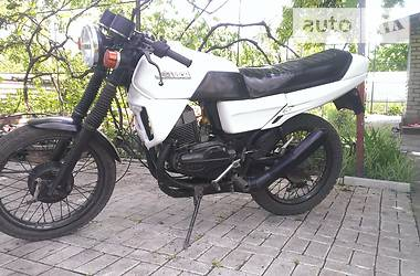 Jawa (ЯВА) 638 1986 в Мирнограде