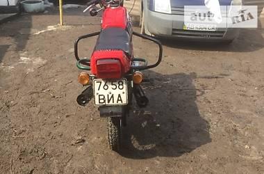 Jawa (ЯВА) 638 1985 в Немирове