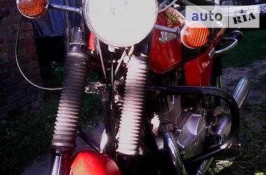 Jawa (ЯВА) 638 1988 в Ромнах