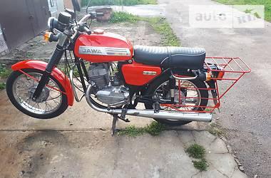 Jawa (ЯВА) 638 1986 в Нежине