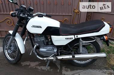Jawa (ЯВА) 638 1989 в Петрове