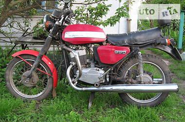 Jawa (ЯВА) 638 1984 в Луцьку