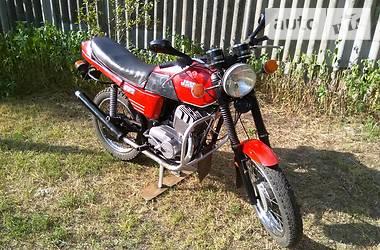 Jawa (ЯВА) 638 1989 в Чернигове