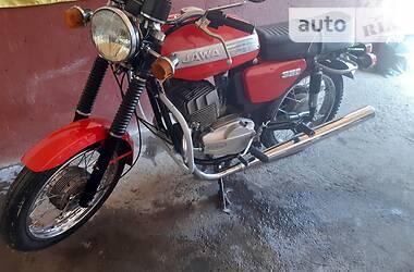 Jawa (ЯВА) 638 1986 в Ивано-Франковске