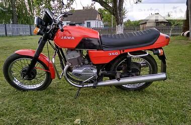 Jawa (ЯВА) 638 1989 в Ровно