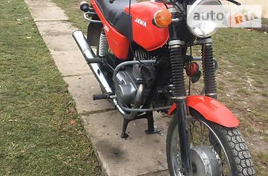 Jawa (ЯВА) 638 1985 в Черновцах