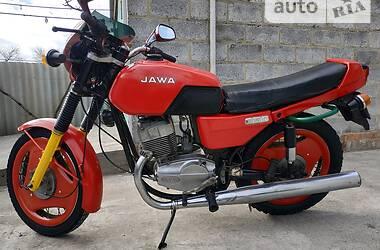 Jawa (ЯВА) 638 1986 в Славянске