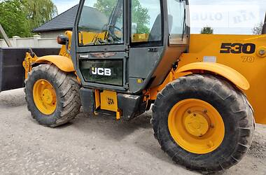 JCB 531-70 2001 в Бучаче