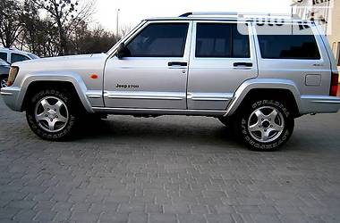 Jeep Cherokee 2005 в Тернополе