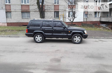 Jeep Cherokee 2005 в Львове