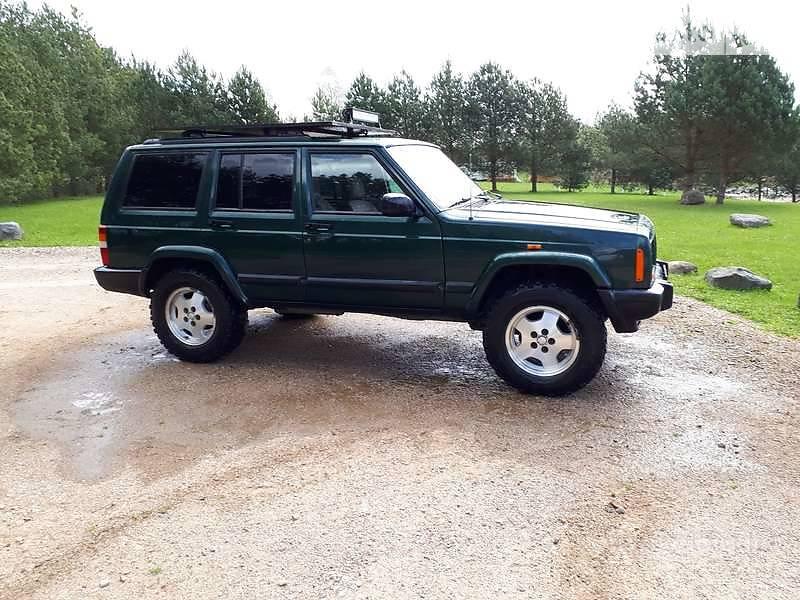 Jeep Cherokee 2000 в Кропивницком