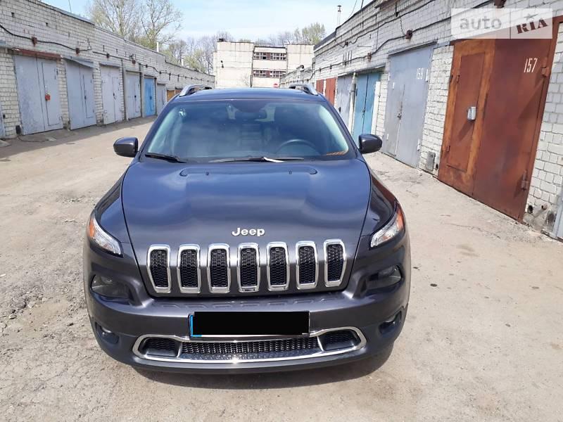 Jeep Cherokee 2015 в Харькове