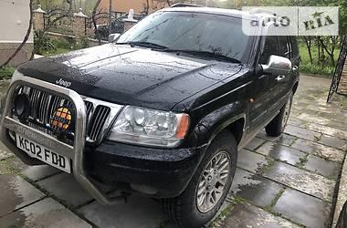 Jeep Cherokee 2002 в Тячеве