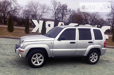 Jeep Cherokee 2005 в Одессе