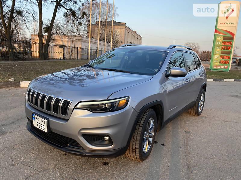 Jeep Cherokee 2018 в Полтаве