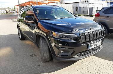 Внедорожник / Кроссовер Jeep Cherokee 2018 в Сумах