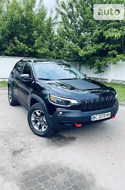 Внедорожник / Кроссовер Jeep Cherokee 2018 в Мостиске