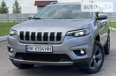 Внедорожник / Кроссовер Jeep Cherokee 2019 в Ровно