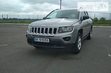 Jeep Compass 2015 в Ровно