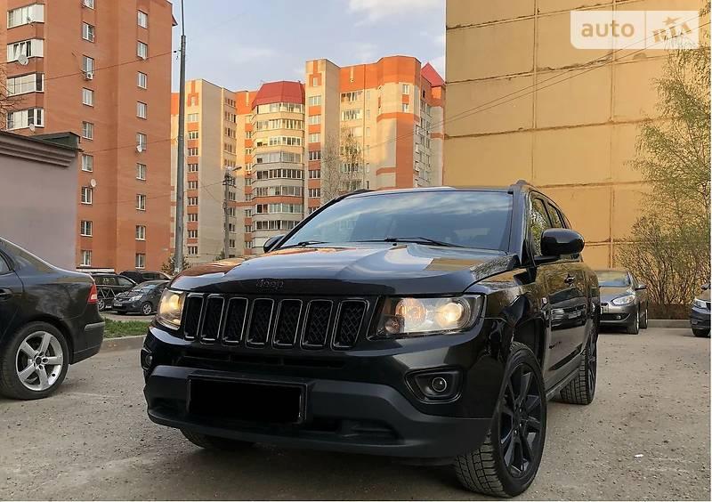 Jeep Compass 2015 года в Киеве