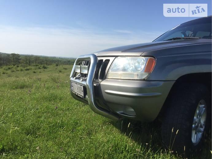 Jeep Grand Cherokee 2000 в Ужгороде