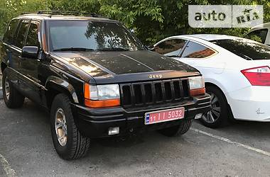 Jeep Grand Cherokee 1998 в Киеве