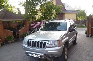 Jeep Grand Cherokee 2003 в Виннице