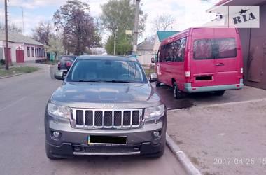 Jeep Grand Cherokee 2011 в Кременчуці