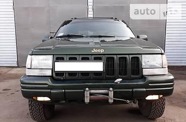Jeep Grand Cherokee 1996 в Луцке