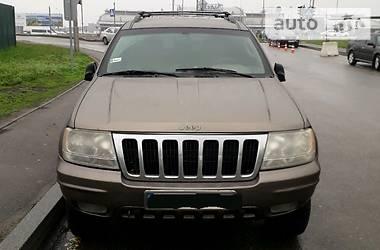 Jeep Grand Cherokee 2001 в Києві