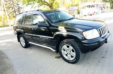 Jeep Grand Cherokee 2004 в Чернівцях