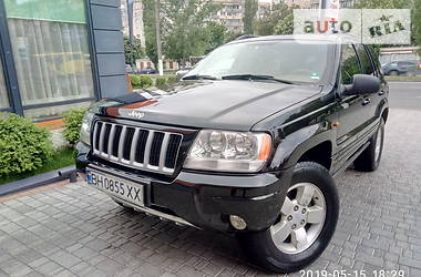 Jeep Grand Cherokee 2004 в Одесі
