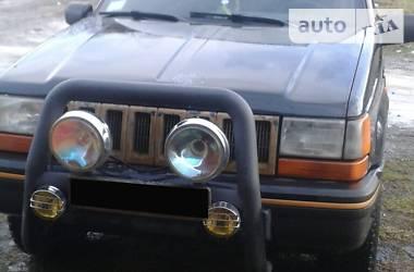 Jeep Grand Cherokee 1993 в Ивано-Франковске