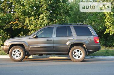Jeep Grand Cherokee 2000 в Днепре