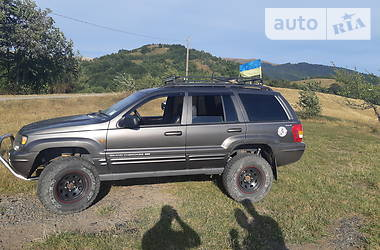 Jeep Grand Cherokee 2000 в Тячеве