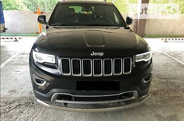 Jeep Grand Cherokee 2014 в Киеве
