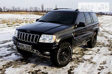 Jeep Grand Cherokee 2003 в Корсуне-Шевченковском